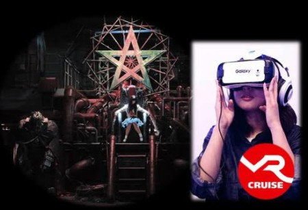 「ライチ☆光クラブ」の世界を疑似体験できる360°VR映像、コミケで解禁