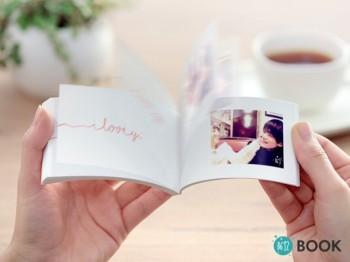 "LINEの""自撮り""専用カメラアプリ「B612」、パラパラマンガのように動くフォトブックサービス「B612 BOOK」を開始"
