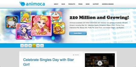 Animoca Brands、カジュアルゲーム13タイトルをMaple Mediaへ売却