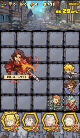 ガンホー、スマホ向けボードゲーム「サモンズボード」にてアニメ「七つの大罪」とのコラボを開始