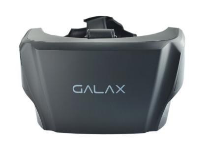 GALAX、独自のVRヘッドマウントディスプレイ「VISION」を発売決定