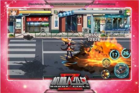 アクセスブライト、中国にてスマホ向けRPG「ロボットガールズZ」のiOS版をリリース