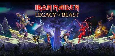 ヘヴィメタルバンドのアイアン・メイデン、今夏に公式スマホゲーム「Iron Maiden:Legacy Of The Beast」をリリース