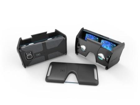 スマホケースメーカーのSpeck、CES 2016にて折りたたみ式の簡易VRゴーグル「Pocket VR」を発表