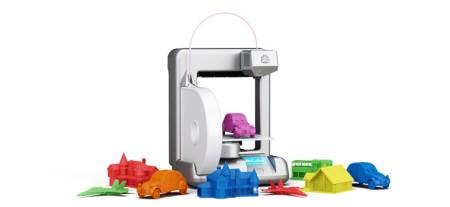 3D Systems、デスクトップ3Dプリンタ事業から撤退 「Cube」も製造停止