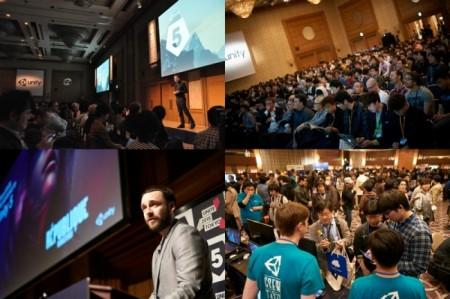 Unity最大のカンファレンスイベント「Unite」、2016年は世界8都市で開催