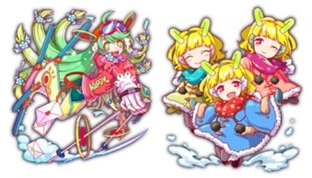 スマホ向けブッ壊し!ポップ☆RPG「クラッシュフィーバー」、1/29より「雪ミク」とコラボ