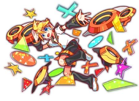 スマホ向けブッ壊し!ポップ☆RPG「クラッシュフィーバー」、「雪ミク」とのコラボを開始