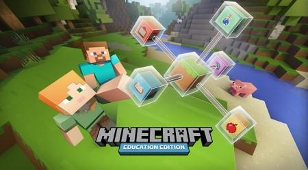 Microsoft、「Minecraft」の教育向け版「Minecraft: Education Edition」を今夏に提供開始