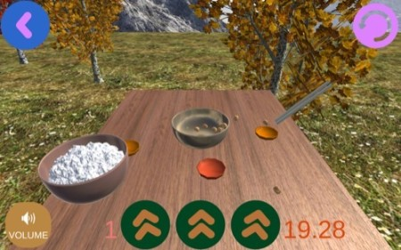 ねばりも再現! 納豆を発射してご飯にかけるUnity製物理演算ゲーム「NATTOU SHOOTER」