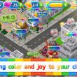 虹色の町を作ろう! ATARI、LGBTQフレンドリーな町を作るスマホ向けシミュレーションゲーム「Pridefest」をリリース