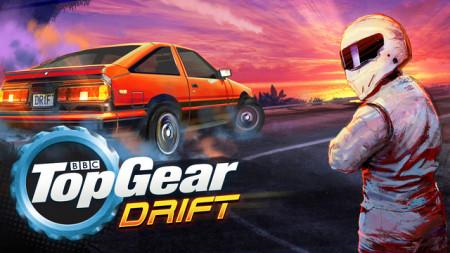 英BBCの自動車番組「TopGear」、バカテク覆面ドライバー「Stig」が主役の新作スマホゲーム「Top Gear: Drift Legends」をリリース