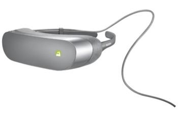 LGがVRに参入 独自VR HMD「LG 360 VR」と360度カメラ「LG 360 CAM」を発表