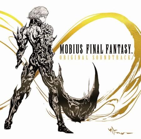 スクエニ、「MOBIUS FINAL FANTASY」のサントラCDをスクエニ公式ショップ限定で発売