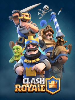Supercell、スマホ向け新作カードゲーム「Clash Royale」の事前登録を受付中