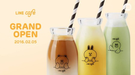 2/5、LINE FRIENDS STORE 仙台に国内初のLINE FRIENDSのテーマカフェがオープン