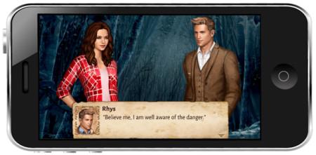 ボルテージの米国子会社Voltage Entertainment USA、オリジナル恋愛ドラマアプリ最新作「Kisses and Curses」をリリース
