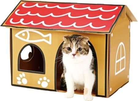 「ねこあつめ」に出てくる猫用おもちゃが商品化 本日より発売開始