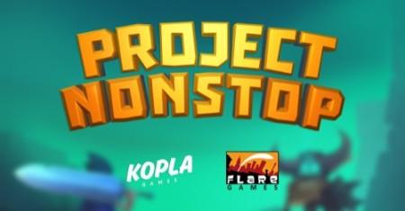 ドイツのFlaregamesとフィンランドのKopla Gamesが業務提携 共同で新作タイトル「Project Nonstop」を提供