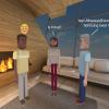 VR対応仮想空間のAltspaceVR、Gear VR版をリリース