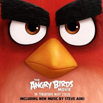 EDMアーティストのスティーヴ・アオキ、Angry Birdsの3Dアニメ映画「The Angry Birds Movie」に楽曲提供