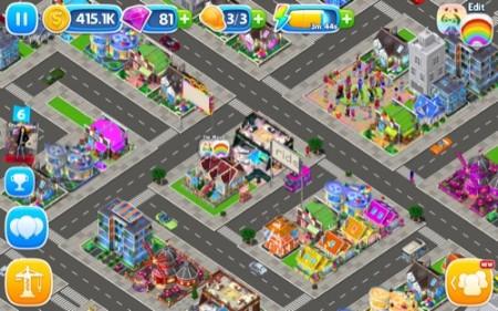 LGBTQフレンドリーな町を作るスマホ向けシミュレーションゲーム「Pridefest」、LGBTQ向けマッチングアプリ「LGBTQutie」の運営会社と提携