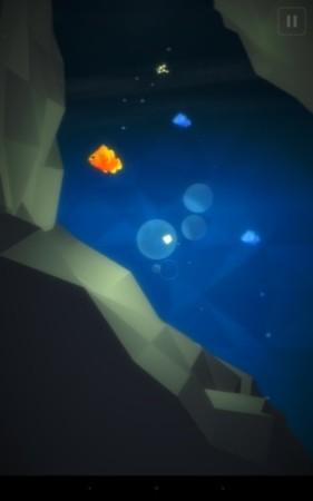 【やってみた】荒いポリゴンがむしろクール 海に落ちた星を夜空に帰してあげる癒やし系雰囲気ゲー「沈んだ星(Sunken star)」