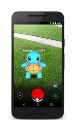 Niantic、「Pokémon GO」のゲーム内容の一部とスクリーンショットを公開