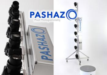 iJet、人物用3Dスキャナ「PASHAZO」を発売 パナソニック製デジカメでの同期撮影を実現
