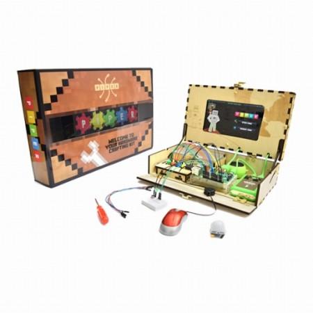 リンクスインターナショナル、「Minecraft」とコラボした「電子工作を学べるツール」を発売