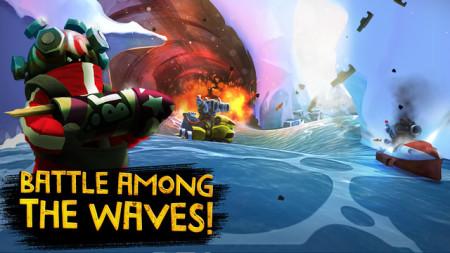 Rovio、スマホ向け新作タイトル「Battle Bay」を一部地域にてテスト配信