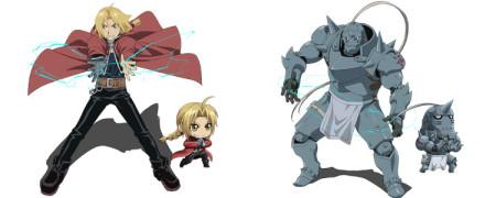 スマホ向けキャラリンクRPG「サウザンドメモリーズ」、3/16より「鋼の錬金術師」とコラボを実施