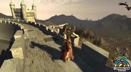 SummerTimeStudioがVR市場へ本格参入 VRシューティングゲーム「VR Wizard」を開発