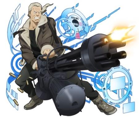 スマホ向けRPG「消滅都市」、アニメ「攻殻機動隊 S.A.C.」とのコラボを開始