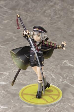 壽屋、「刀剣乱舞」の刀剣男士「蛍丸」のスケールフィギュアを7月に発売決定
