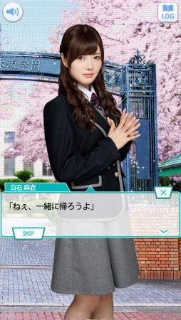 allfuz、乃木坂46の初のモバイルゲーム「乃木恋~坂道の下で、あの日僕は恋をした~」を4月下旬に配信決定 事前登録受付を開始