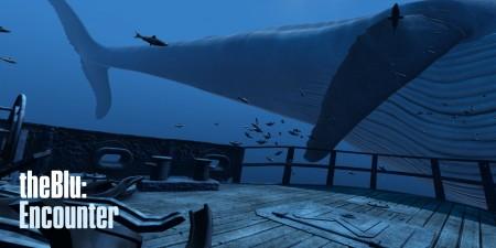 海洋生活を体験できる仮想空間「The blu」、HTC Vive向けVRコンテンツとしてリニューアル