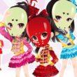 スマホ向けアバターゲーム「ポケットランド」、アイドルグループ「仮面女子」とコラボ