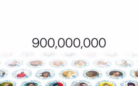 Facebookメッセンジャー、月間アクティブユーザー数が9億人を突破