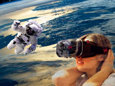 InfoLens、4/2よりイオンにてVRヘッドセット「STEALTH VR」を先行販売