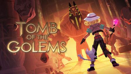 グリー、Gear VR向けの新タイトル「Tomb of the Golems」をリリース