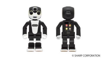 シャープ、人型ロボット携帯電話「RoBoHoN」を5/26に発売 価格は19万8000円