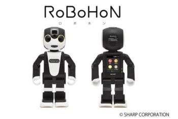 DMM.make ROBOTS、新規ラインナップとしてロボット型携帯電話「RoBoHoN」の取り扱いを決定