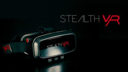 InfoLens、スマホ用VRヘッドセット「STEALTH VR」を4/20に正式販売開始 取扱い店舗は500店舗以上