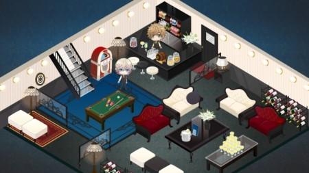 ギークス、カクテル擬人化プロジェクト「カクテル王子」のゲーム画面を公開