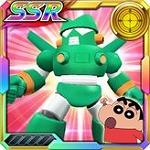 スパロボのスマホゲーム「スーパーロボット大戦X-Ω」、クレヨンしんちゃんとのコラボを開始