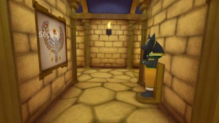 ギフトテンインダストリ、VRボードゲーム「アニュビスの仮面」を発売開始
