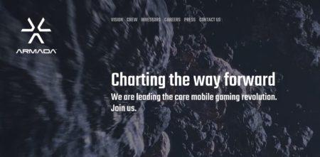 フィンランドのモバイルゲームデベロッパーのArmada Interactive、シードラウンドにて300万ドルを調達
