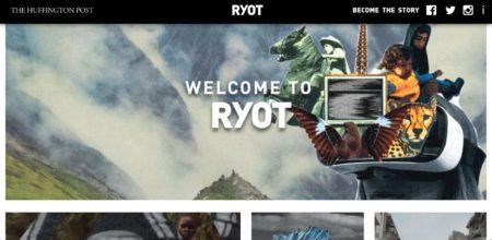 AOL、VRコンテンツスタジオのRYOTを買収 ハフィントン・ポストにVRを導入へ