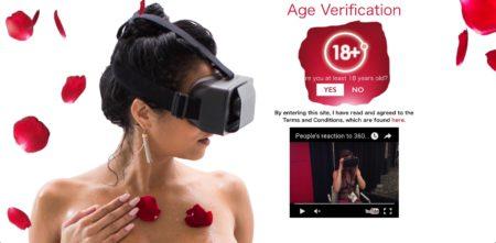 ポルノ専門VRコンテンツプラットフォームのVR BangersとVR HMDメーカーのAuraVisor、ホテルにVR版のAVを提供